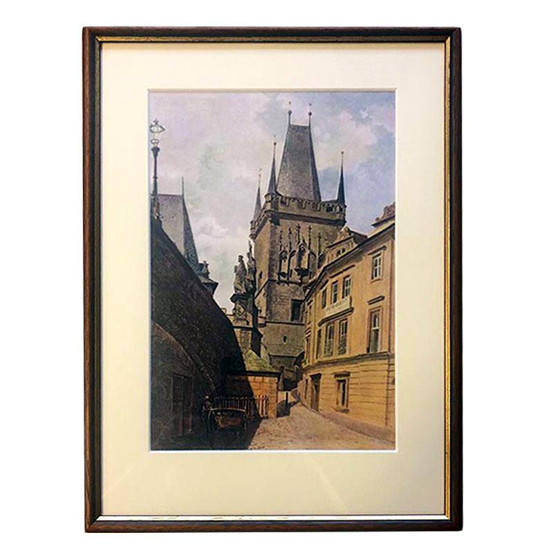 Jansa Václav | Jansa Václav | 28x39 cm (Zarámovaný obraz)