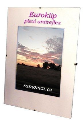 Clip-Fix Plexi Antireflex 70x100