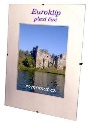 HAMA Clip-Fix plexi (rámeček na fotky) 9x13 + záruka 3 roky