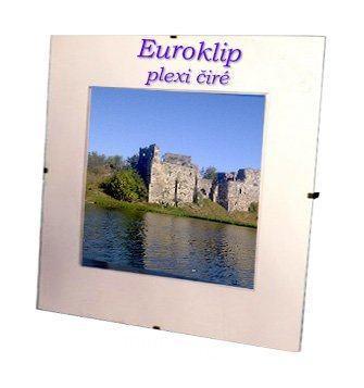 Euroklip plexi (rámeček na fotky) 60x60