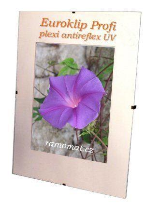 Dantik, Clip rám Plexi antireflex (Profi Antireflex UV) 50x70 + záruka 3 roky