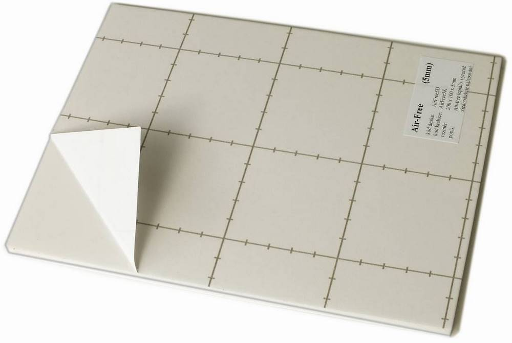 AirFree 5mm 100 x 200 deska + záruka 3 roky