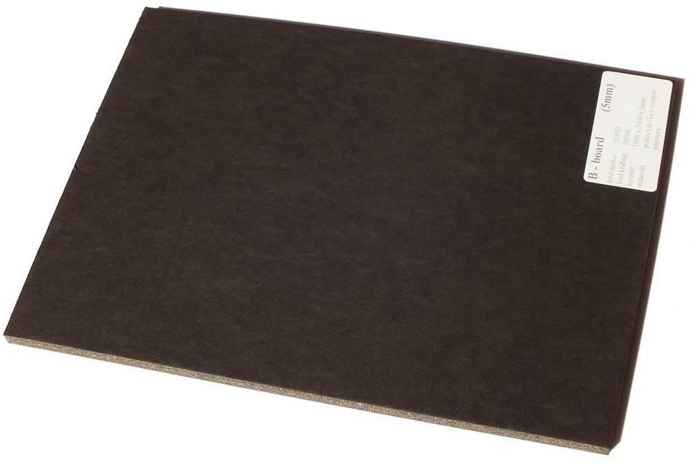 B-BOARD 5 mm (deska) cerny