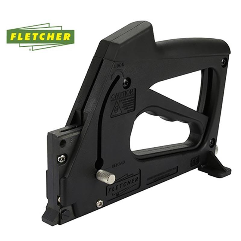FR1   Pistole rámařská Fletcher