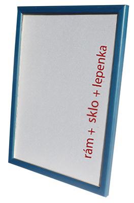 Dantik, Rámeček na fotky A4 - (Kostička modrá)