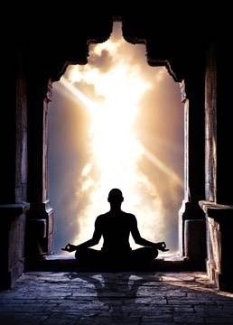 Reprodukce obrazu 50 x 70 / Yoga ( Liby )