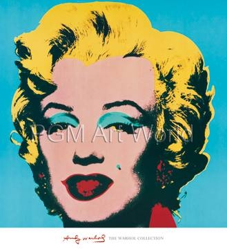 Reprodukce obrazu 65 x 71 / Marilyn, 1967 ( Warhol Andy ) + záruka 3 roky