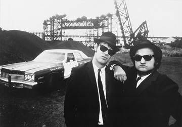 71 x 49 / Blues Brothers ( Baker Anthony )