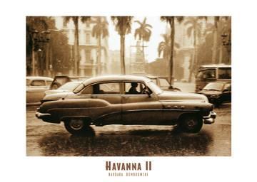Reprodukce obrazu 70 x 50 / Havanna II ( Dombrowski Barbara ) + záruka 3 roky
