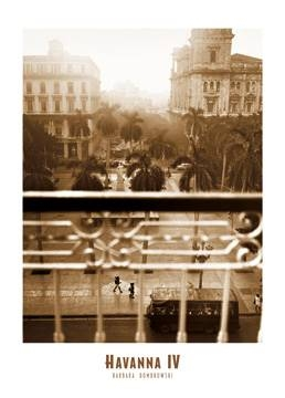 Reprodukce obrazu 50 x 70 / Havanna IV ( Dombrowski Barbara ) + záruka 3 roky