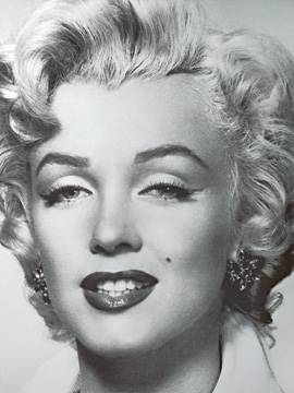 Reprodukce obrazu 60 x 80 / Marilyn Monroe Portrait ( Bettmann )