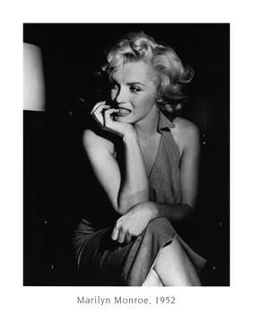 Reprodukce obrazu 56 x 71 / Marilyn Monroe, 1952 ( Bettmann )