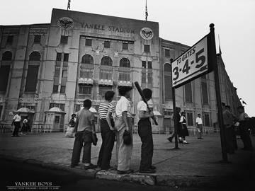 Reprodukce obrazu 81 x 61 / Yankee Boys ( Bettmann ) + záruka 3 roky