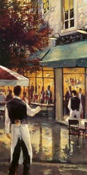 40 x 80 / 5th Ave Cafe ( Heighton Brent )
