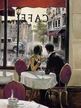 60 x 80 / After hours ( Heighton Brent )