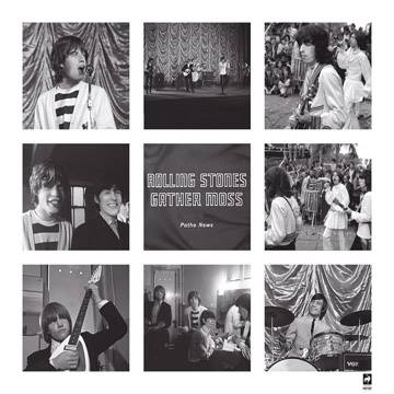 70 x 70 / Rolling Stones Gather Moss ( British Pathe  )