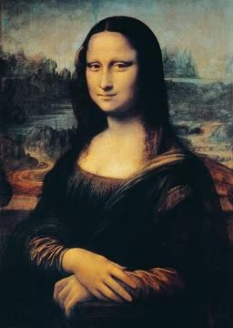 Reprodukce obrazu 50 x 70 / Mona Lisa ( Da Vinci Leonardo )