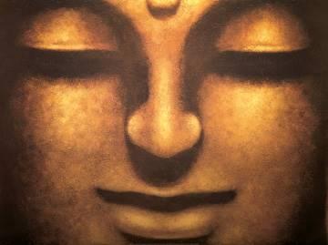 Reprodukce obrazu 80 x 60 / Bodhisattva ( Mahayana ) + záruka 3 roky