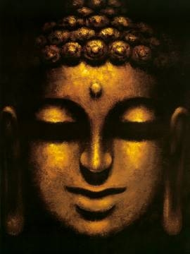 Reprodukce obrazu 60 x 80 / Buddha ( Mahayana )