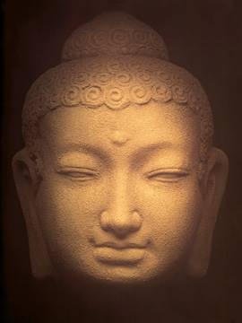 Reprodukce obrazu 60 x 80 / Maitreya ( Theravada )