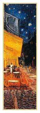 Reprodukce obrazu 25 x 70 / Café de Nuit ( Van Gogh Vincent )