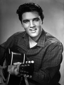 Reprodukce obrazu 60 x 80 / Elvis Presley, Love me Tender ( Lunch Edward )