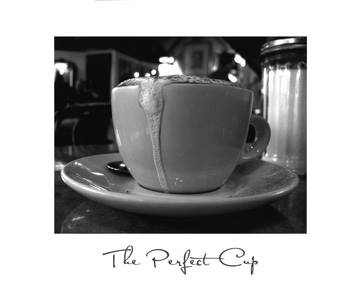 50x40 | The Perfect Cup ( Amour Scott )