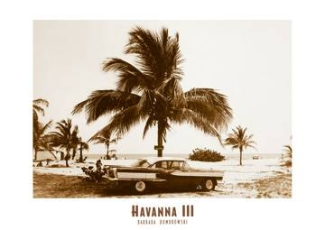 Reprodukce obrazu 70 x 50 / Havanna III ( Dombrowski Barbara )