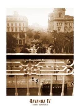 Reprodukce obrazu 50 x 70 / Havanna IV ( Dombrowski Barbara )