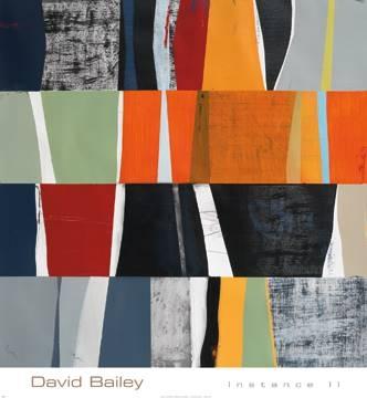 Reprodukce obrazu 61 x 66 / Instance II ( Bailey David )