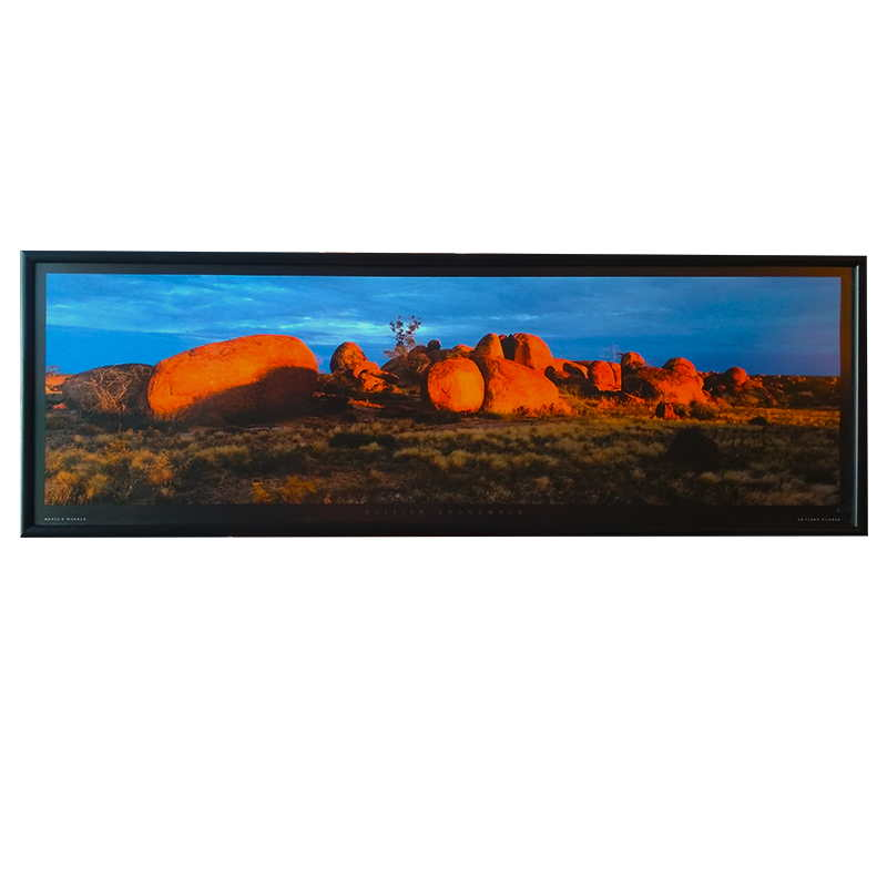 Stonehenge | J.Blakeway | 97x37 cm (Zarámovaný obraz)