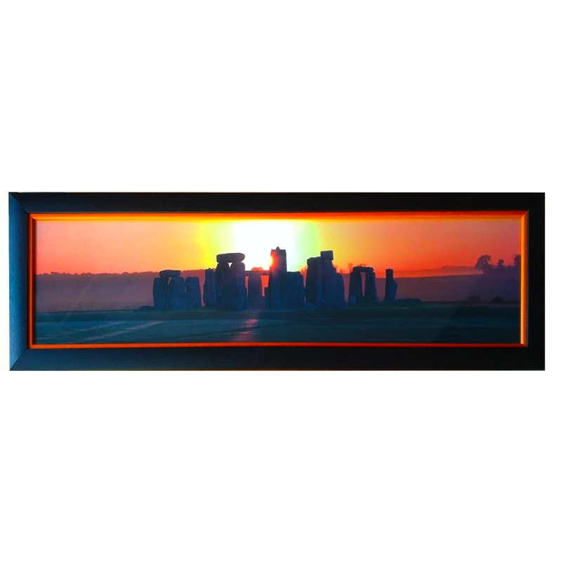 Stonehenge |  | 104x31 cm (Zarámovaný obraz)