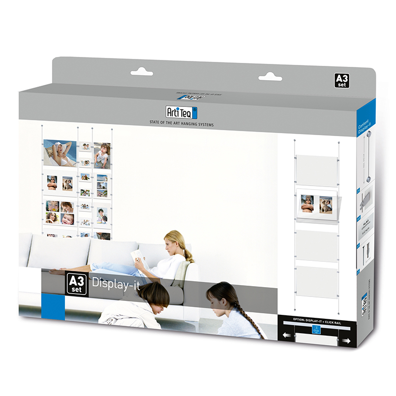Display-It-economy-A3 | Display-It ECONOMY (A3)