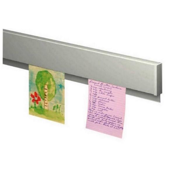 Závesný systém na obrazy, Atiteq, Info-Rail hliník 28 cm