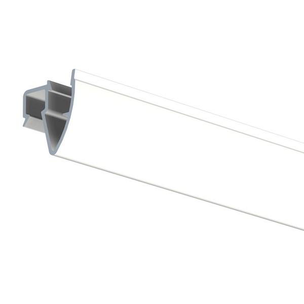 UpRail_bily_3m | Lišta 3 metry v kuse (Bílá) UP